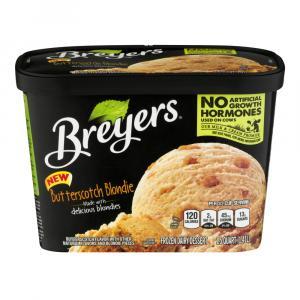Breyers Butterscotch Blondie
