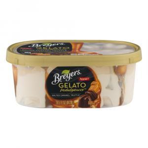 Breyers Indulgences Salted Caramel Gelato
