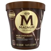 Magnum Milk Chocolate Vanilla Tub