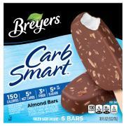 Breyer's Carb Smart Almond Bars
