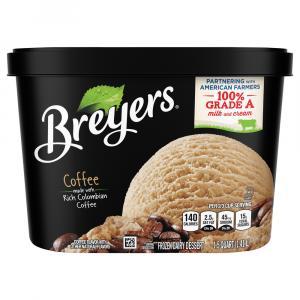 Breyers Coffee Ice Cream