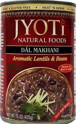 Jyoti Dal Makhani Lentil and Beans