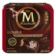Magnum Double Cherry Truffle Bars
