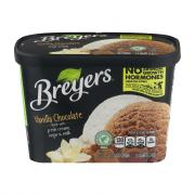 Breyers Take 2 Vanilla Chocolate Ice Cream