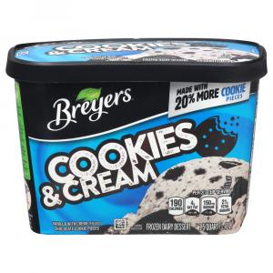 Breyers Blasts Oreo Cookie Ice Cream