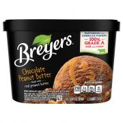 Breyers Chocolate Peanut Butter Ice Cream