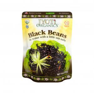 Jyoti Organic Black Beans