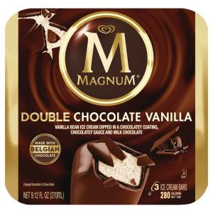 Magnum Double Chocolate Vanilla