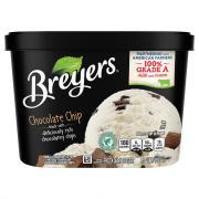 Breyers Chocolate Chip Ice Cream
