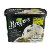 Breyers Mint Chocolate Chip Ice Cream