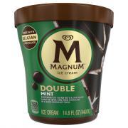 Magnum Dark Chocolate Mint Tub