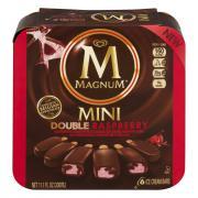 Magnum Mini Double Raspberry Ice Cream Bars