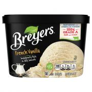Breyers French Vanilla Ice Cream