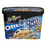 Breyers 2 in 1 Oreo Chips Ahoy