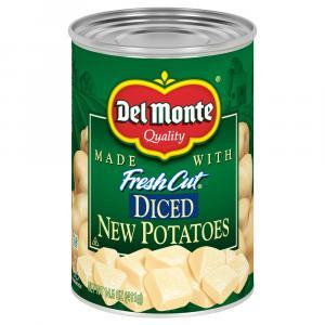 Del Monte Diced New Potatoes
