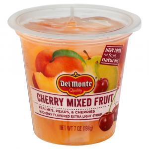 Del Monte Fruit Naturals Cherry Mixed Fruit