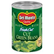 Del Monte Cut Green Beans