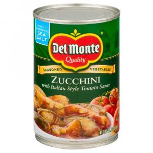 Del Monte Zucchini