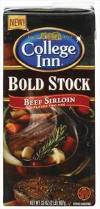 College Inn Bold Beef Sirloin Stock