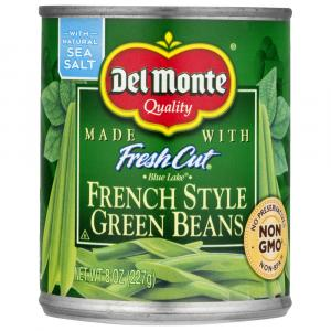 Del Monte French Cut Green Beans