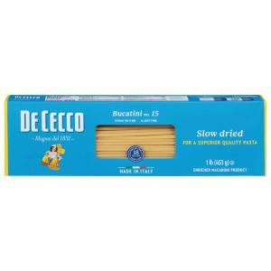 De Cecco Bucatini Pasta