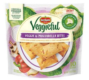 Del Monte Veggieful Veggie & Mozzarella Bites