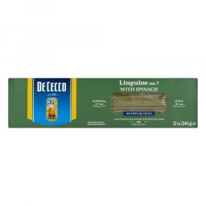 De Cecco Spinach Linguine
