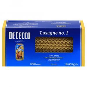 De Cecco Lasagna Large