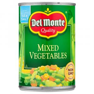 Del Monte Mixed Vegetables