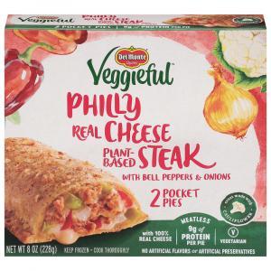 Del Monte Veggieful Plant-Based Philly Cheesesteak