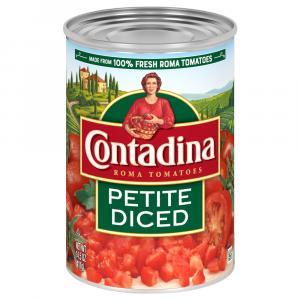 Contadina Petite Diced Roma Tomatoes
