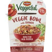 Del Monte Veggieful Bowls Roasted Red Pepper