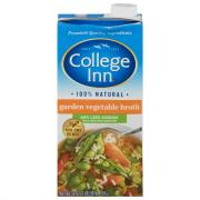 College Inn Reduced Sodium Garden Vegetable Broth