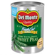 Del Monte Small Sweet Peas