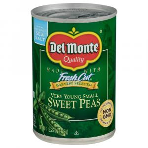 Del Monte Small Sweet Peas