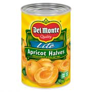 Del Monte Apricot Halves in Extra Light Syrup