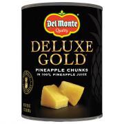 Del Monte Gold Pineapple Chunks
