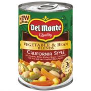Del Monte Vegetable & Bean Blends California Style