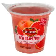 Del Monte Fruit Naturals Red Grapefruit