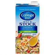 College Inn Unsalted Bold Chicken Stock