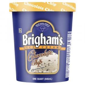 Brigham's Chocolate Chip Ice Cream