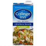 College Inn 50% Less Sodium Chicken Broth