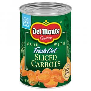 Del Monte Sliced Carrots