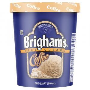 Brigham's Coffee Ice Cream