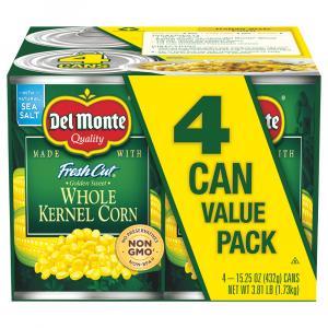 Del Monte Whole Kernel Yellow Corn