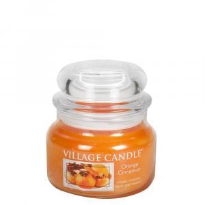 Village Candle Jar Orange Cinnamon
