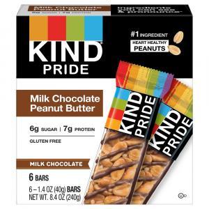 Kind Milk Chocolate Peanut Butter Bars