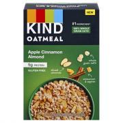 Kind Oatmeal Apple Cinnamon Almond
