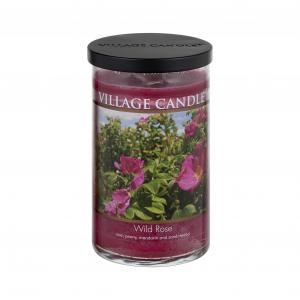 Village Candle Decor Wild Rose