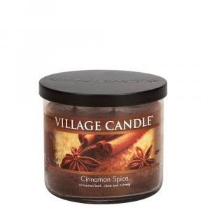 Village Candle Cinnamon Spice 3 Wick Candle